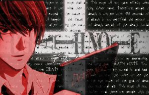 Deathnote by bethahnee