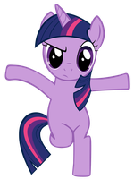 Twilight Sparkle - Bridlemaid by SirLeandrea