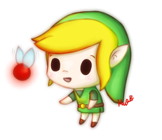 Link and Fairy by Metterschlingel