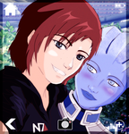 Mass Effect - Just an old human thing by BlackRockMatagi