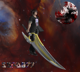 The Godslayer Fayt Endzone by SSPD077 by SSPD077