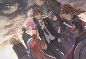 guilty crown by seinseiber
