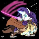 Jedi Rarity (Redraw) by Superstar-Starly