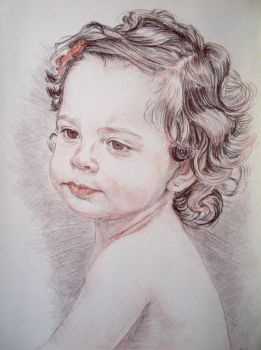 Little Girl by VeoBea