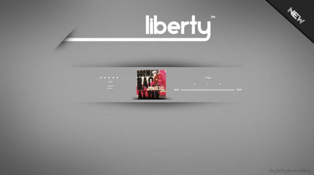 Liberty by LeftyDeuxCalibre