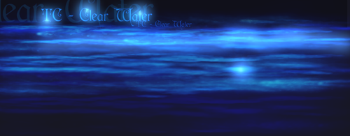 TC - Clear Water by TreehouseCharms