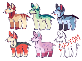 50 point customs! [adopts closed] by Saturn--adopts