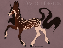 Bacon Design - Glenmore Doe by MishfitMish