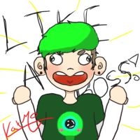 LIKE A BOSS! (Jacksepticeye) by KatmoAdventuers