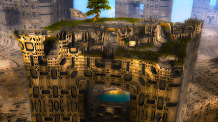 Castle Penthouse by banner4