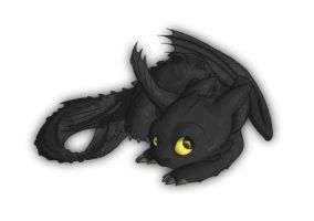 Toothless by Atlantistel