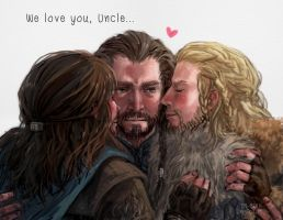 We love you, Uncle by EM-MIKA