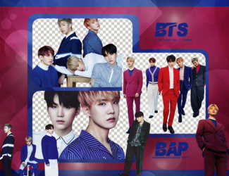 Pack Png #663 // BTS by BEAPANDA