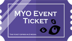 Ticket for the event by Mama-Choco
