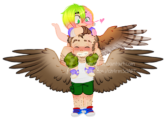 Lovebirds by Ch4rm3d