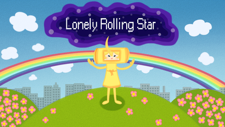 Lonely Rolling Star (Short) +UST by Amzsie