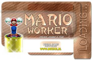 Mario Worker - Buziol Games by softendo