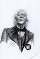 Doc Emmet Brown by Smeha