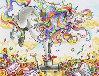 Candy Grinder by frowzivitch