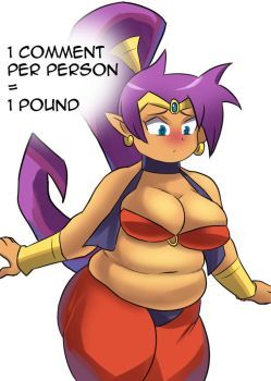 Shantae: Round 2 by Cookies-Cat