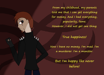 The truth about his life by DarkTentacles0666
