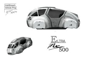 Eltra MX500 by Hazzard65