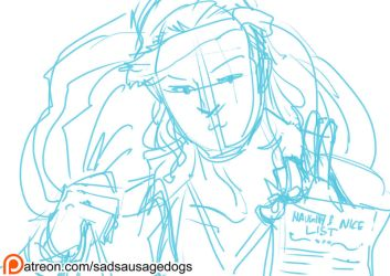 SSD Patreon - Gladiolus Amicitia by aimo