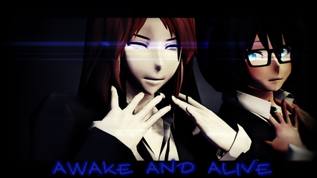 [MMD] Awake and Alive by TheStevieBoy