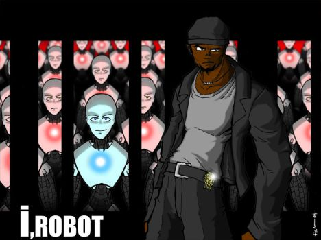 i Robot by Finfrock