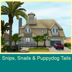 Snips, Snails and Puppydog Tails by BUILDSims