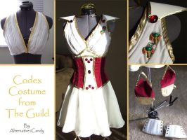 Codex from The Guild by alternativeicandy