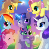 Pony Party by Jacky-Bunny
