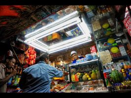 Old Souq Snack Bar by MARX77