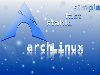 ArchLinux by haniahmed