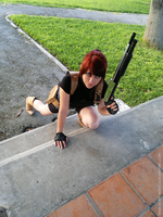 I'm Claire, Claire Redfield by VickyxRedfield