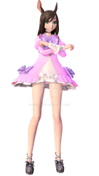 [MMD] Belle [NO DOWNLOAD] by GetSquiddy