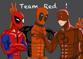 Team Red by SylvieZ