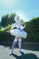 Black Butler: Ballerina Doll by general-kuroru