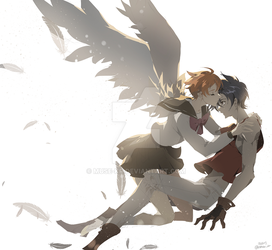 escaflowne by muse-kr