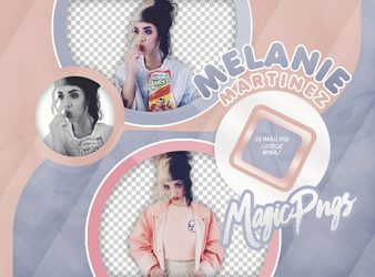 PACK PNG 732| MELANIE MARTINEZ by MAGIC-PNGS