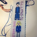doctor who bookmark by beet17
