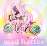 mangle mad hatter{Five Nights in Witchcraft}