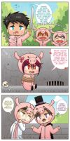 ++Piggy Kingdom ++ by hissorihaka