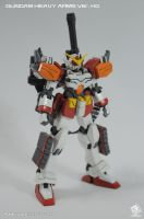 Gundam Heavy Arms Ver Ka 02 by B-Werx