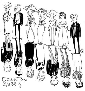Downton Abbey by cesca-specs
