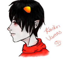 Kankri Vantas by HeyitsKeating