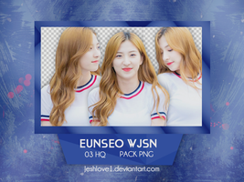 Eunseo PACK PNG WJSN -Cosmic Girls- by Upwishcolorssx