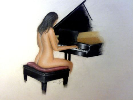 Piano - Play me a love song by TimParmax