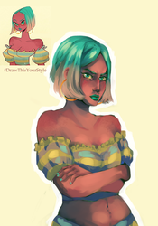 Draw This your style by Morrya