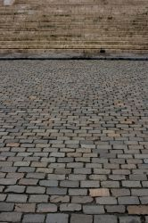 Cobbles and Steps Stock by Sheiabah-Stock